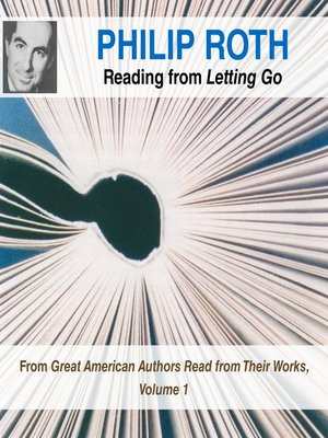 cover image of Philip Roth Reading from Letting Go