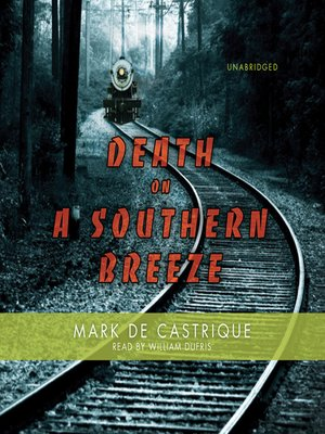 cover image of Death on a Southern Breeze