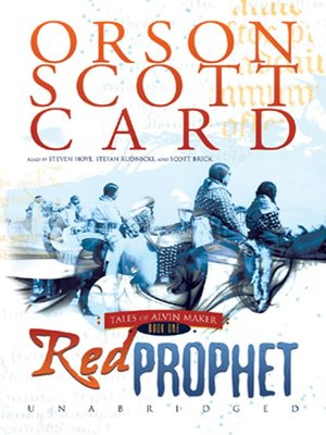 cover image of Red Prophet
