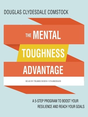 cover image of The Mental Toughness Advantage