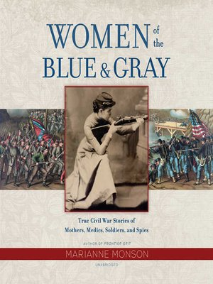cover image of Women of the Blue & Gray