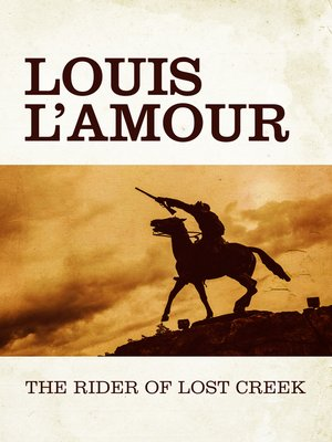 cover image of The Rider of Lost Creek