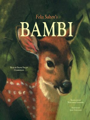 cover image of Bambi