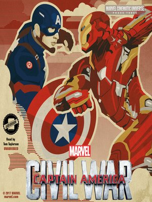 cover image of Captain America: Civil War