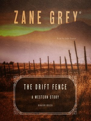 cover image of The Drift Fence