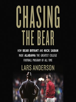 cover image of Chasing the Bear