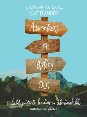 cover image of Adventures in Opting Out