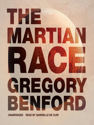 cover image of The Martian Race