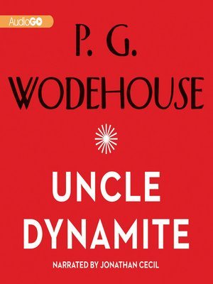 cover image of Uncle Dynamite