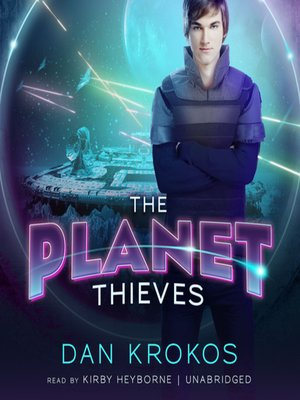cover image of The Planet Thieves