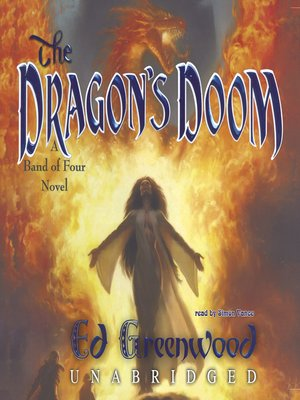 cover image of The Dragon's Doom