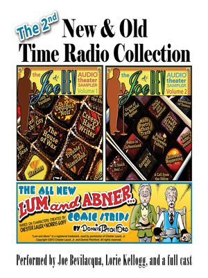 cover image of The 2nd New & Old Time Radio Collection