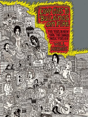 cover image of Love Goes to Buildings on Fire