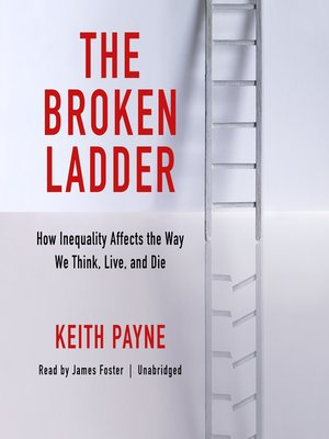 cover image of The Broken Ladder