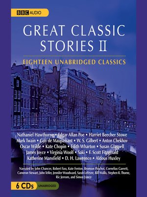 cover image of Great Classic Stories II