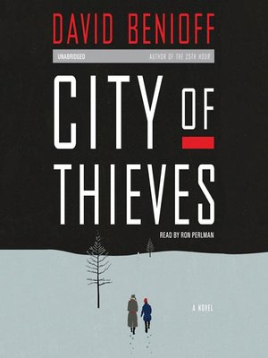 cover image of City of Thieves
