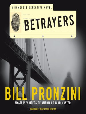cover image of Betrayers