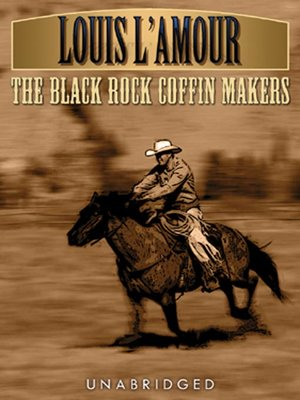 cover image of The Black Rock Coffin Makers