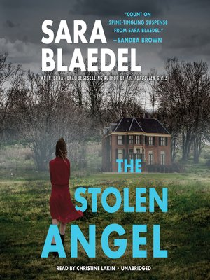 cover image of The Stolen Angel