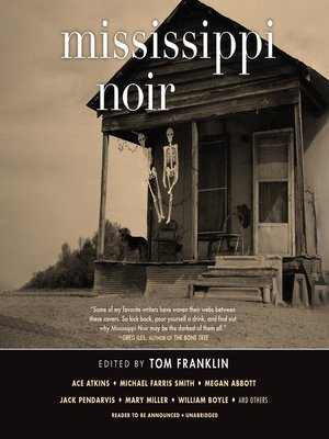 cover image of Mississippi Noir