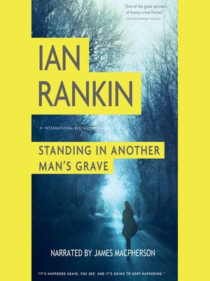 cover image of Standing in Another Man's Grave