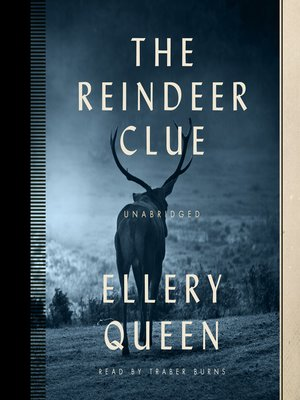 cover image of The Reindeer Clue