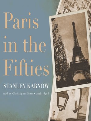 cover image of Paris in the Fifties