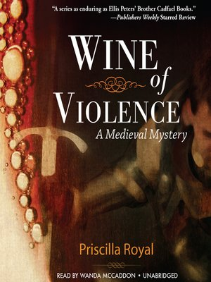 cover image of Wine of Violence