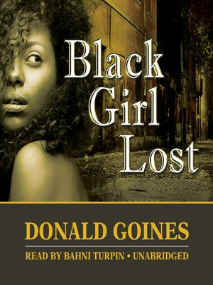 cover image of Black Girl Lost