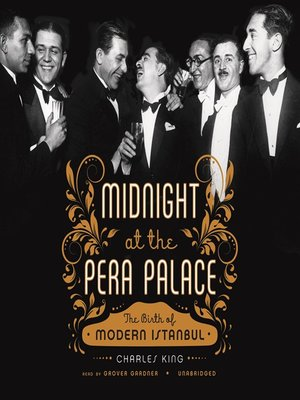 cover image of Midnight at the Pera Palace