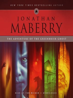 cover image of The Adventure of the Greenbrier Ghost