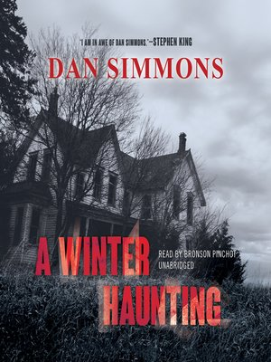 cover image of A Winter Haunting