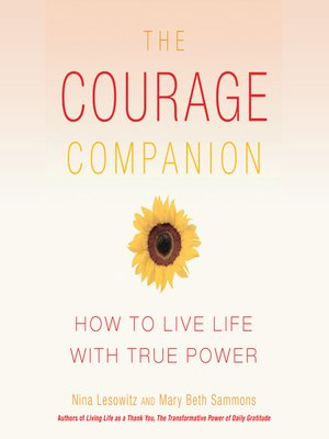 cover image of The Courage Companion