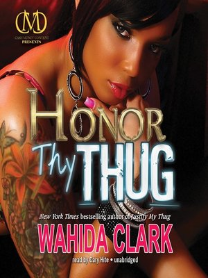 cover image of Honor Thy Thug