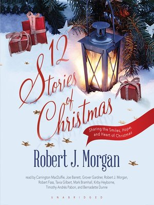 cover image of 12 Stories of Christmas