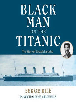 cover image of The Black Man on the Titanic