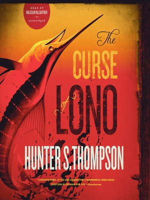 cover image of The Curse of Lono