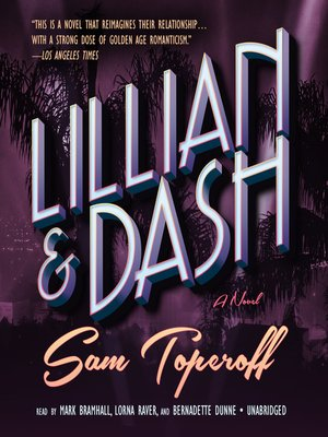 cover image of Lillian and Dash