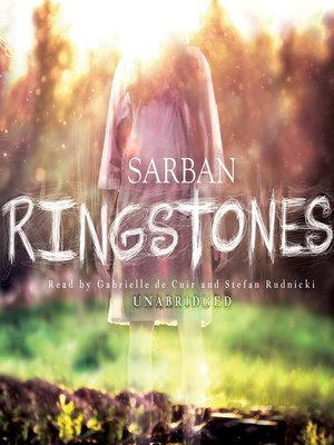cover image of Ringstones