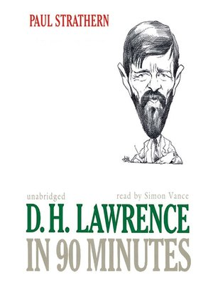 cover image of D. H. Lawrence in 90 Minutes