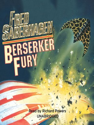 cover image of Berserker Fury