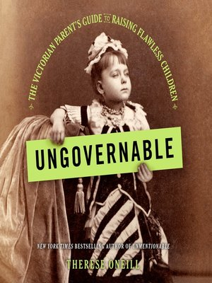cover image of Ungovernable