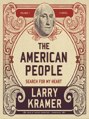 cover image of The American People, Volume 1
