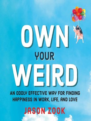 cover image of Own Your Weird