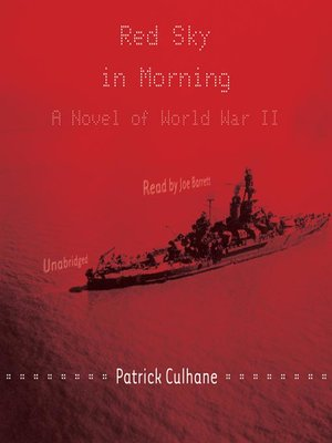 cover image of Red Sky in Morning