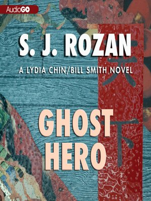 cover image of Ghost Hero