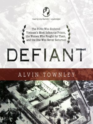 cover image of Defiant