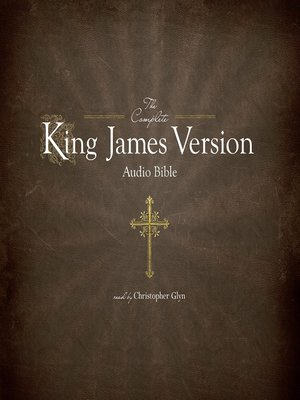 cover image of The Complete King James Version Audio Bible