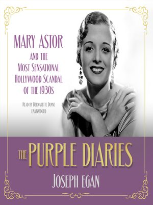 cover image of The Purple Diaries