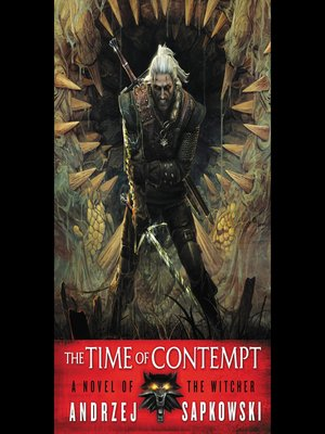 cover image of The Time of Contempt